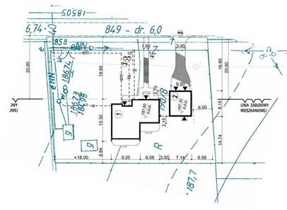 Wytyczenie obiektu budowlanego